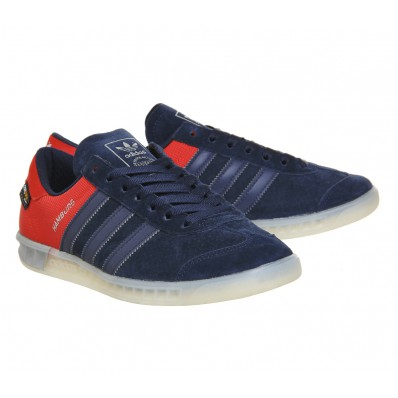 adidas hamburg tech navy