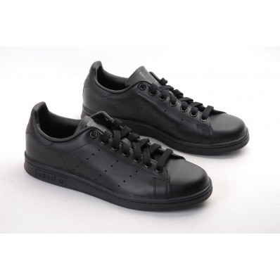 adidas stan smith cuir noir
