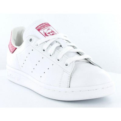 adidas stan smith rose pas cher
