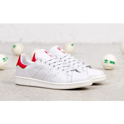 stan smith pas cher rouge