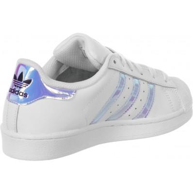 adidas superstar femme bleu clair