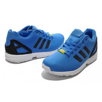adidas zx flux bleu pas cher