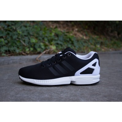 adidas zx flux noir et blanc soldes