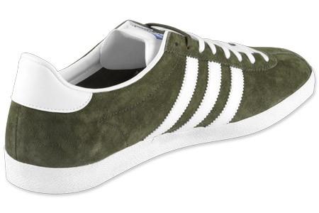 adidas gazelle kaki