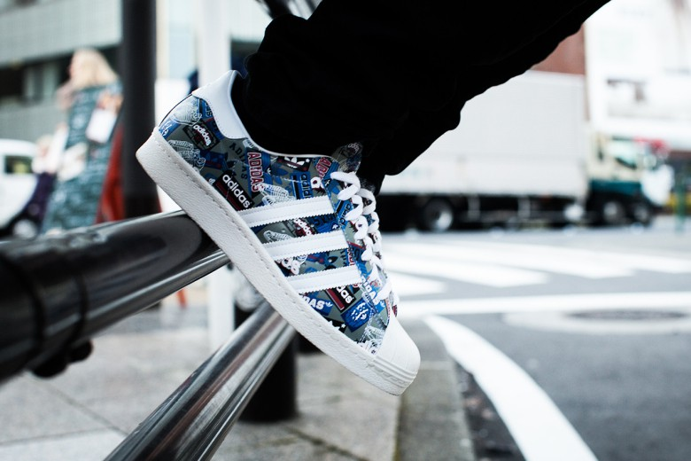 superstar edition limite adidas