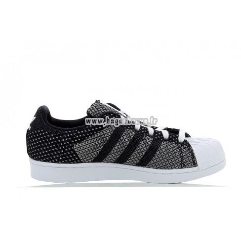 adidas superstar weave noir