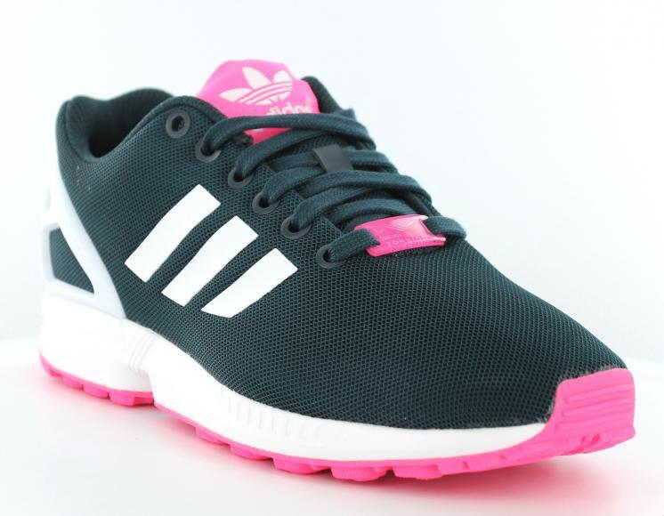 b5908b044f adidas zx flux femme rose et noir