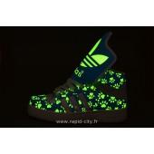 chaussure lumineuse adidas