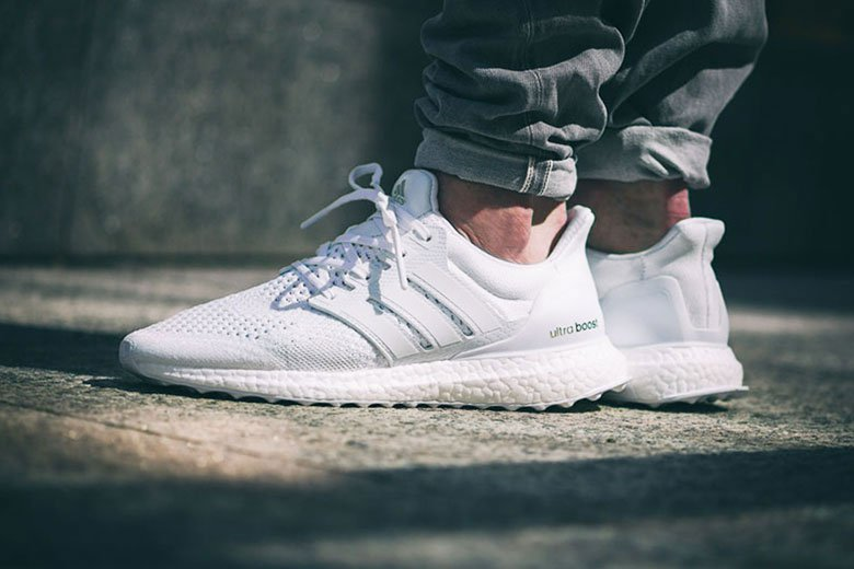 d83622b37fb adidas ultra boost blanche homme