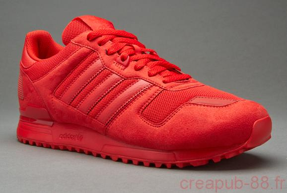 great fit 528b5 57c5b adidas zx 700 rouge